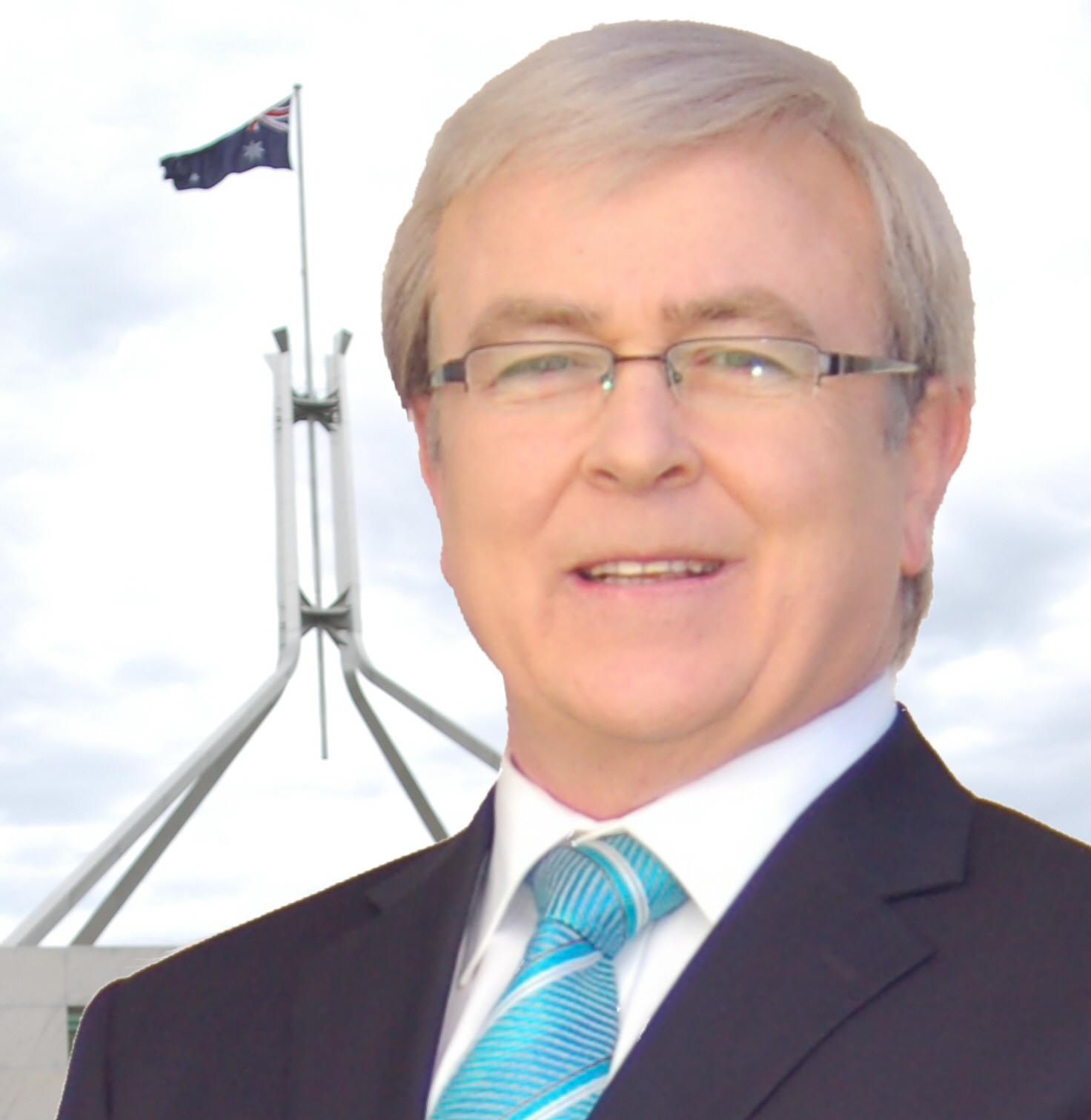 K. Rudd